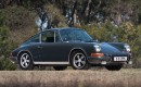 Steve McQueen's 1970 Porsche 911S. Image: RM Auctions