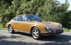 Steve McQueen Porsche 911 Headed To Auction In Paris: Video