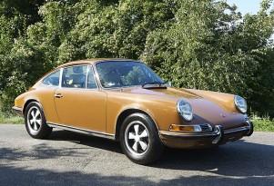 Steve McQueen's 1971 Porsche 911