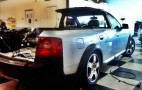 Steve Zink's Audi A6 Allroad Pickup Project: Phase 1