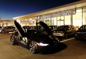 First Standalone BMW Electric-Car Sales Facility Opens--In CA, Of Course
