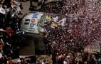 Stewart Wins Daytona NASCAR Race; Allmendinger Suspended