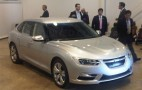 First Photo Of The Phoenix-Based Saab 9-3 That Never Was