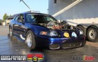 Twin-Turbo Outlaw Mustang Drag Car Valued at $300K Stolen