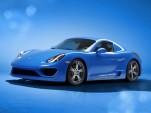 StudioTorino's Moncenisio Porsche Cayman
