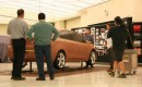 Stylists work on the 2013 Dodge Dart