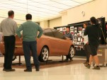 Stylists work on the 2013 Dodge Dart