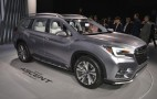 New Subaru Ascent aims to climb busy hill of crossover SUVs