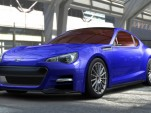 Subaru BRZ STI Concept