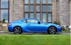 Goodwood Revival 2012: Subaru BRZ Tackles The Harewood Hillclimb