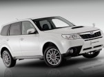 2010 Subaru Forester S-Edition Concept 