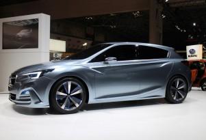 Subaru Impreza 5-Door Concept, 2015 Tokyo Motor Show