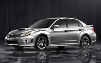 2011 Subaru WRX Gets STI's Wide Body Look…And A Wider Stance