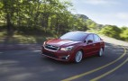 2015 Subaru Impreza Updated, Fuel Economy Rises To 31 MPG Combined
