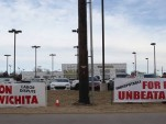 Subaru of Wichita one-ups union protestors