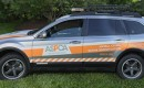 Subaru Outback ASPCA Crime Scene Investigation unit in Gainesville, FL [via USAToday]