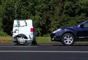 IIHS Unveils First Frontal-Crash Protection Ratings; 13 Of 74 High-Rated