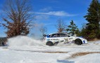 Subaru Rally Team USA Takes Win At 100 Acre Wood, Breaks Block's Streak