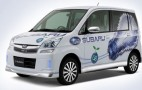 Review 2009 Subaru Stella Plug-In EV, World's First Production EV For Sale By Major Automaker