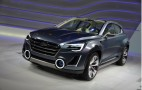 Subaru Viziv 2 Concept: 2014 Geneva Motor Show Live Photos And Video