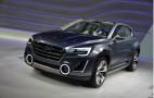 Subaru Viziv-2 Concept: Geneva Motor Show Live Photos
