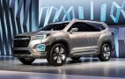 Subaru Viziv-7 concept previews 3-row SUV coming in 2018