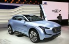 Subaru Viziv Concept: Diesel Hybrid Crossover From Geneva Motor Show