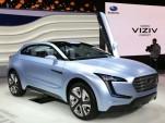 Subaru Viziv Concept, 2013 Geneva Motor Show
