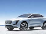 Subaru Viziv concept car