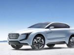 Subaru Viziv concept car