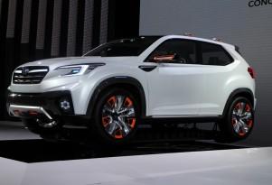 Subaru Viziv Future Concept, 2015 Tokyo Motor Show