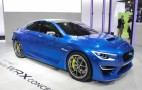 Subaru WRX Concept Video Preview: New York Auto Show