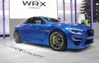 2013 Subaru WRX Concept: New York Auto Show Live Shots