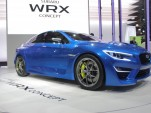 Subaru WRX Concept, 2013 New York Auto Show
