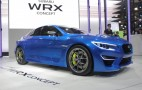 Subaru Design Boss Talks WRX Concept: Video