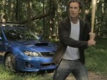 Subaru WRX driver prepares for Zombie escape