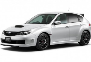 Subaru WRX STI R205