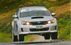 Subaru WRX STI sets new Isle of Man TT road car lap record