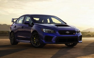 New 2018 Subaru WRX and WRX STI get mild updates, still missing something