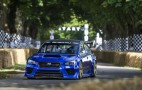 The engineering behind the Subaru WRX STI Type RA NBR Goodwood hill climber
