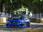 Subaru WRX STI Type RA NBR at Goodwood Festival of Speed