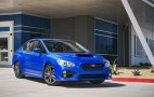 2016 Subaru WRX And WRX STI Benefit From More Safety Tech, Premium Features