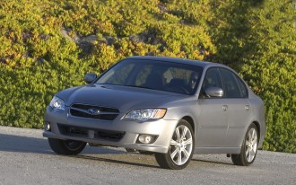 Subaru Legacy, Outback Recalled For Possible Brake Line Corrosion