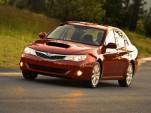 Subaru Reworks Impreza, WRX