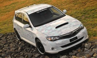2009 Subaru WRX Photos
