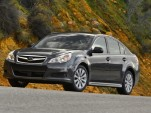 2010 Subaru Legacy and Outback Named Top Safety Picks
