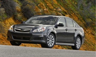 2010 Subaru Legacy Photos