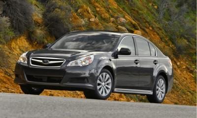 2010 Subaru Legacy Photos