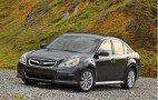 Subaru Legacy and Outback Earn Top Safety Pick from IIHS
