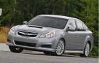 2010 Subaru Legacy: Better Bumpers Cut Repair Costs, Says IIHS